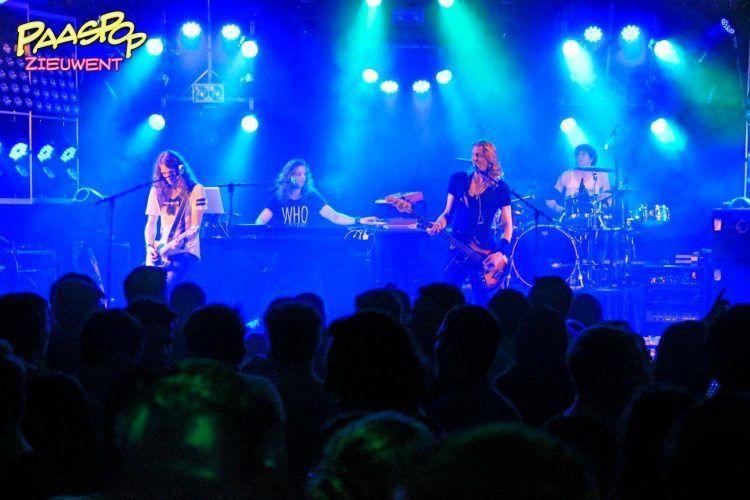 Jackfire Live bij Paaspop Zieuwent