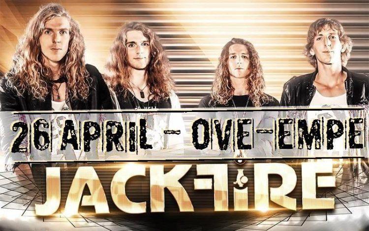 Koningsnacht Empe Met Jackfire Live Band