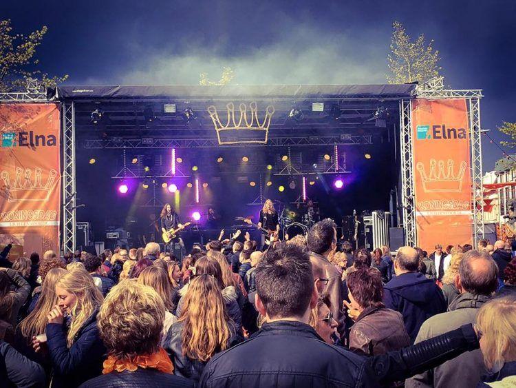 Jackfire Live Optreden in Lichtenvoorde